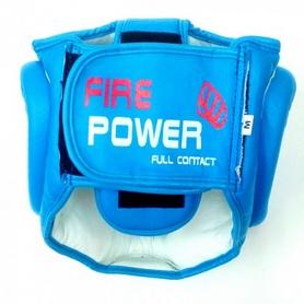 Фото 2 к товару Шлем тренировочный Firepower FPHG3 синий