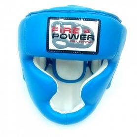 Фото 3 к товару Шлем тренировочный Firepower FPHG3 синий