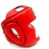 Шлем тренировочный Firepower FPHG3 красный - фото 5