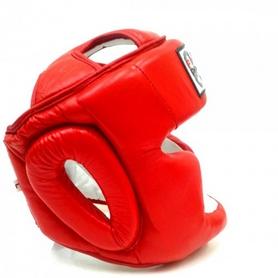Фото 5 к товару Шлем тренировочный Firepower FPHG3 красный