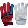 Перчатки вратарские Umbro FB-838 красно-белые - фото 1