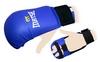 Накладки (перчатки) для карате Matsa MA-0010-BL синие - фото 1