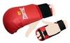 Накладки (перчатки) для карате Matsa MA-0010-R красные - фото 1