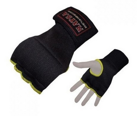 Накладки (перчатки) для карате Matsa MA-6022-BK черные