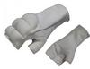 Накладки (перчатки) для карате ZLT BO-1085-W белые - фото 1