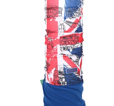 Головной убор зимний многофункциональный (Бафф) 5000 Miles Great Britain