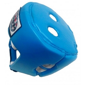 Фото 4 к товару Шлем для соревнований Firepower FPHGA2 синий
