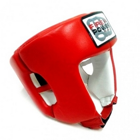 Шлем для соревнований Firepower FPHGA2 красный