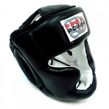 Шлем тренировочный Firepower FPHGA3 черный