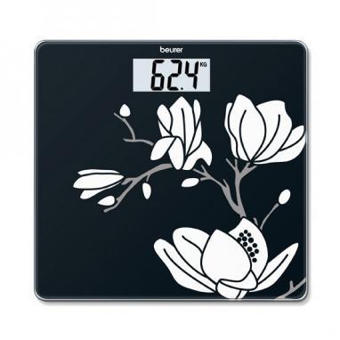 Весы стеклянные Beurer GS 211 Magnolia