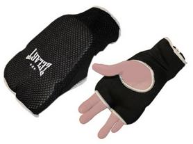 Накладки (перчатки) для карате ZLT ZB-6125 черные