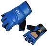Накладки (перчатки) для тхэквондо ZLT BO-2016-B WTF синие - фото 1