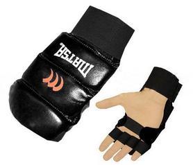 Накладки (перчатки) для карате Matsa MA-1804-BK черные - S