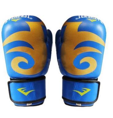 Перчатки боксерские Everlast BO-3630-B синие