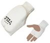 Накладки (перчатки) для карате Velo ULI-10018(A) белые - фото 1