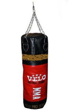 Чехол для боксерского мешка цилиндрический Velo (100х30 см)