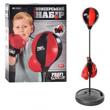 Игра спортивная Боксерский набор MS 0331