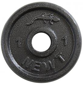 Диск стальной 1 кг Newt Home - 30 мм