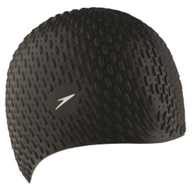 Шапочка для плавания Speedo Bubble Cap black