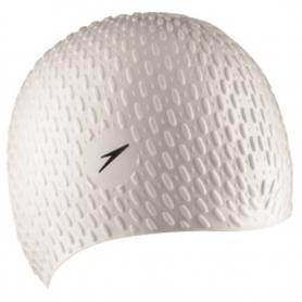 Шапочка для плавания Speedo Bubble Cap white