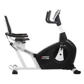 Велотренажер горизонтальный Hammer Comfort XTR