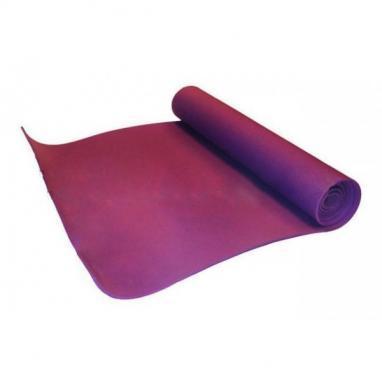 Коврик для фитнеса Pro Supra EVA 4 мм фиолетовый