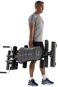 Фото 10 к товару Скамья универсальная Tunturi Pure Core Trainer
