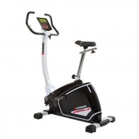 Фото 2 к товару Велотренажер электромагнитный Hammer Cardio XTR
