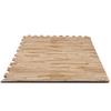 Коврик защитный Finnlo Puzzle Training Mat коричневый - фото 4