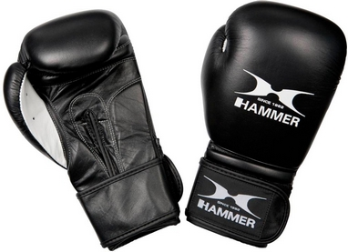 Перчатки боксерские Hammer Premium Fitness