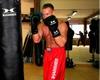 Перчатки боксерские Hammer Premium Fitness - фото 4