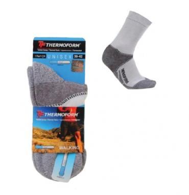Носки Thermoform HZTS-3 серые