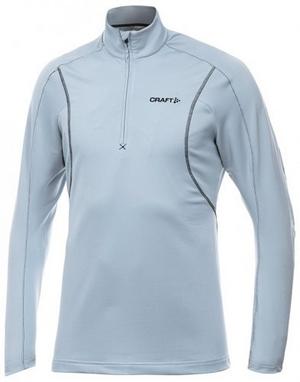 Пуловер мужской Craft LightWeight Stretch Pullover Men tech/white