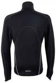 Фото 2 к товару Пуловер мужской Craft LightWeight Stretch Pullover Men black/white