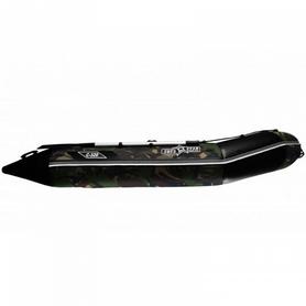 Фото 2 к товару Лодка надувная моторная килевая Aquastar K-430 камуфлированная
