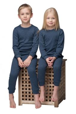 Термобелье детское Thermoform 12-008 синее