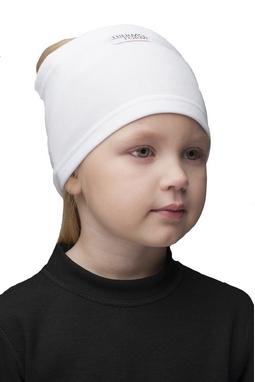 Полумаска детская Thermoform 1-017 белая