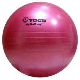 Фото 1 к товару Мяч для фитнеса (фитбол) 75 см Togu розовый