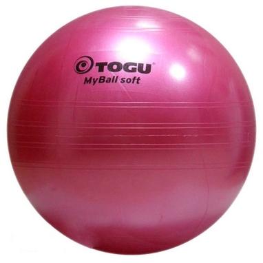 Мяч для фитнеса (фитбол) 75 см Togu MyBall розовый
