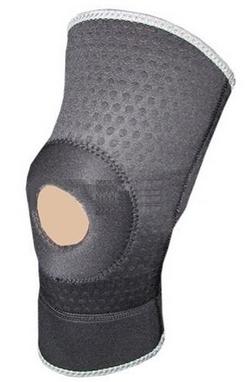 Суппорт колена с открытой коленной чашечкой (1шт.) Grande GS-1460