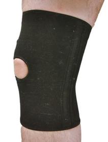 Суппорт колена со спиральными ребрами жесткости (1шт.) Grande GS-1730