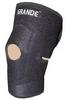 Суппорт колена с открытой коленной чашечкой (1шт.) Grande GS-1740 - фото 1