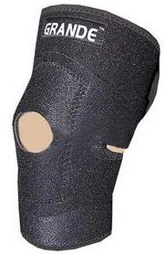Суппорт колена с открытой коленной чашечкой (1шт.) Grande GS-1740