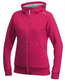 Толстовка женская Craft Flex Hood Full Zip russian rose/surf