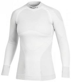 Термофутболка с длинным рукавом женская Craft Warm Crewneck white