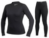 Комплект термобелья женский Craft Active Multi 2-Pack Woman black - фото 1