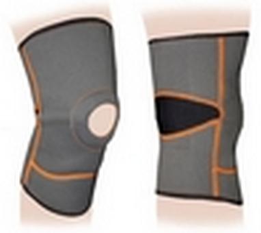 Суппорт колена с открытой коленной чашечкой (1шт.) Grande GS-650