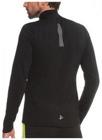 Фото 3 к товару Пуловер мужской Craft Facile Halfzip Man Cayenne black
