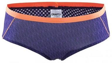 Термошорты женские Craft Cool Briefs W dinasty/lliac