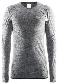 Фото 1 к товару Термофутболка мужская с длинным рукавом Craft Active Comfort RN black